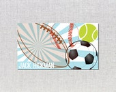 Sporty Calling Cards
