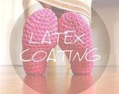 Non Slip Latex Coating for WhiteNoiseMaker slippers