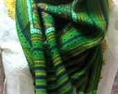 Amli green Scarf