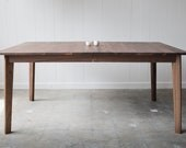 Solid Walnut - Ventura Dining Table - Extension Table - Seats up to 10