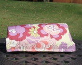 Infant Car Seat Handle Cushion Amy Butler Fabric