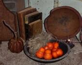 Pumpkin Pear Gourds - Halloween - Fall - Home Decor - Primitive - Botanical - Gourd
