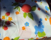 Sweet Colorful Fruit Fitted Sheet