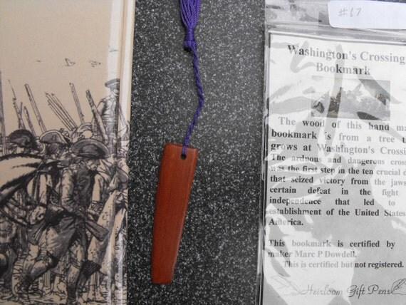 American History Bookmark