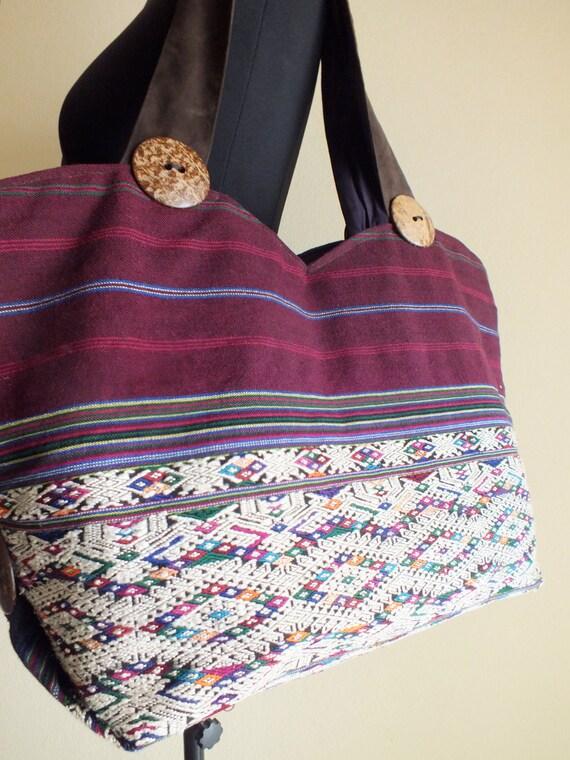 Bolsos étnicos Vintage hecho a mano bohemios hermosas seda costuras bolsos y monederos,