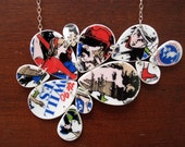 Goodwill Games Necklace - Recycled China - Material and Movement