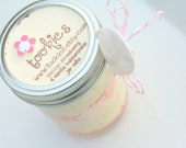 Smitten Strawberry & Vanilla Buttercreme Frosting Jar Cake 2 pack