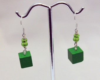 Game Resource Bit earrings
