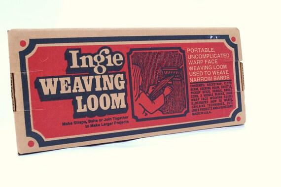 1977 Backstrap Loom by Ingie