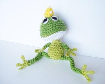Crochet Pattern, Amigurumi Frog Pattern, Crochet Frog Pattern, Toys Pattern, Amigurumi Animal, Tutorial