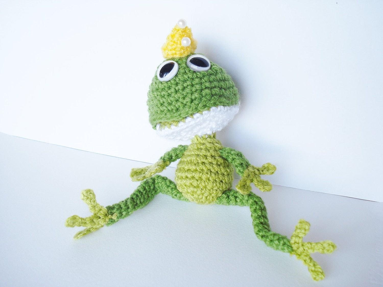 crochet pattern amigurumi frog pattern crochet frog pattern. Black Bedroom Furniture Sets. Home Design Ideas