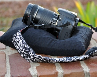 Bean Bag Camera Pod - Blue