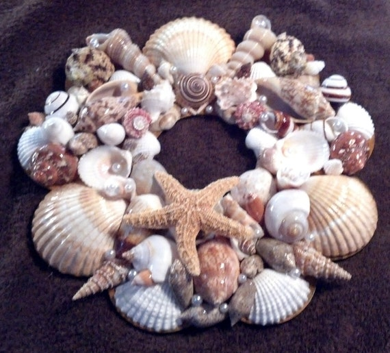 SeaShell & Starfish Wreath 2