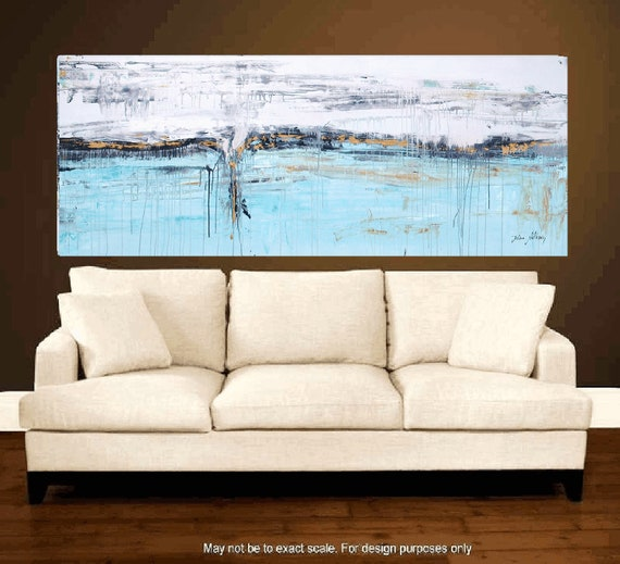 "Enormous 72""xxl large abstract painting original palette knife painting free shipping, from jolina anthony signet  express shipping"