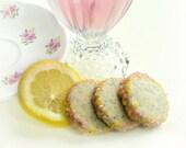 Pink Lemonade Tea Sugar Cookies 1 Dozen