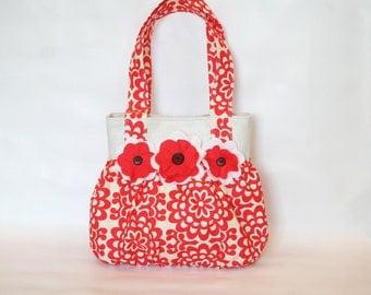 Great Gathers- Cherry Wallflower (Amy Butler Fabric)