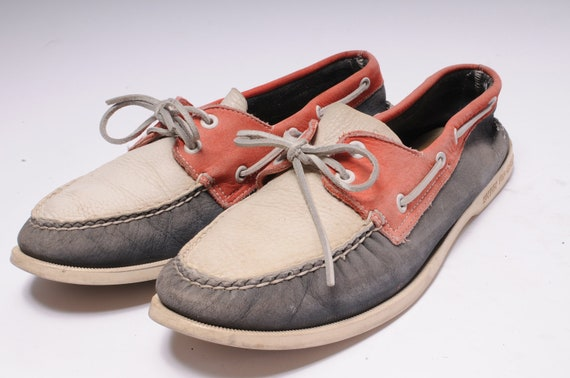 Sperry Top-Sider Size 10 Men's Boat Shoes