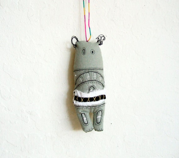 art soft doll toy ODDI gift souvenir ornament