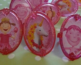 Pinkalicious Rings