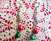 Jingle Bell Earings