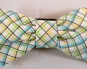 Dog Flower, Dog Bow Tie, Cat Flower, Cat Bow Tie - Vintage Vibe