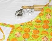Oranges Youth Size Apron