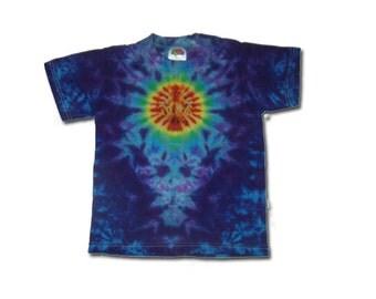 Kids Sun Tie Dye