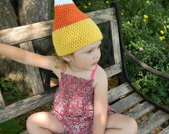 candy corn hat - fall, Halloween