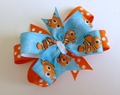 Nemo Double Layer Hair Clip