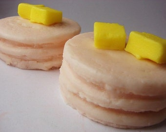 Mini Pancake Stack Soaps