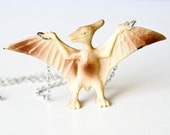 Pterodactyl Dinosaur Necklace