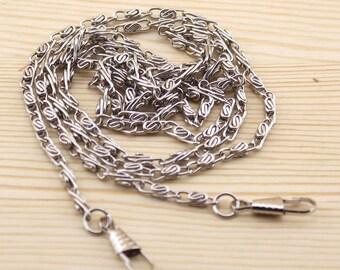 120cm silver Chain Links purse links bag chain purse chain WLs-120