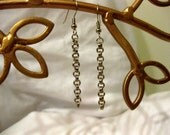 Tiny Chainmaille Earrings