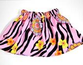 Toddler Girl Skirt -  Cute Little Baby Skirt -  Corduroy Skirts -  Newborn to Size 7 Girls -Winter Skirts
