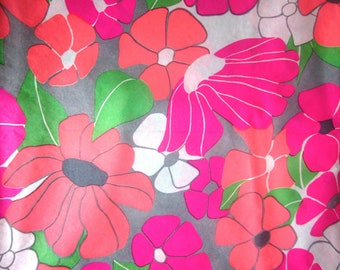 Vintage Wrapping Paper - Flower Flow - Full Sheet Gift Wrap