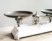 Antique French Balance Scale