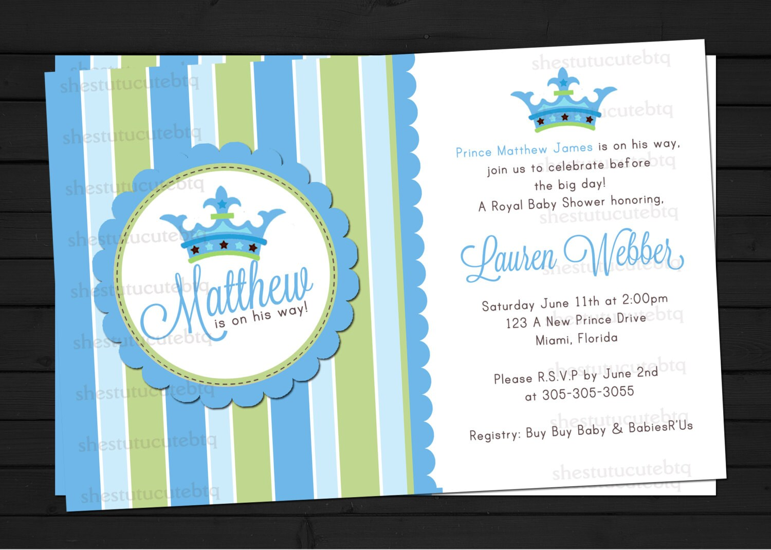 little prince baby shower invitation digital by shestutucutebtq