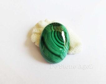 Lace Malachite -  26.95 Carats (Perfect Quality)