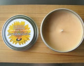 Dreamsicle Scented 8 oz Tin Soy Wax Candle