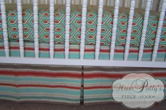 Items Similar To Custom Baby Crib Bedding Design Your Own