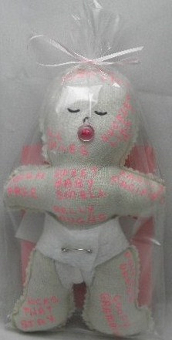 Baby  Bump  Wishes  Doll - Baby Girl