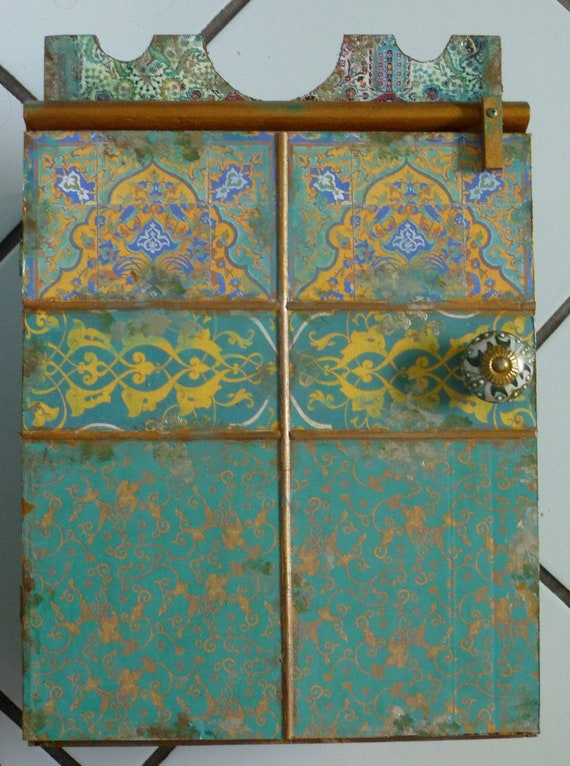 Cabinet, Moroccan inspired