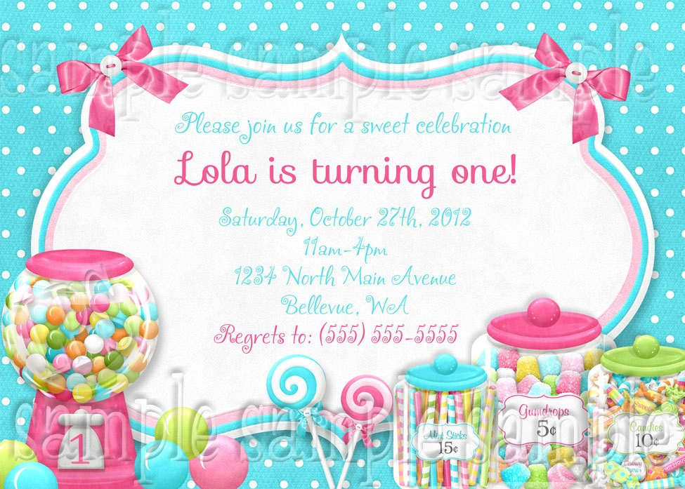 Edible Invitations is awesome invitations example