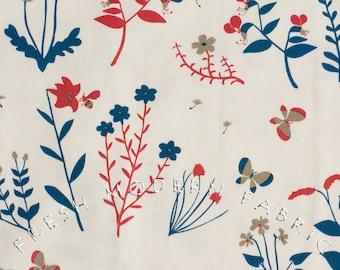 Cotorienne Fluffy, Anyan for Yuwa Fabric