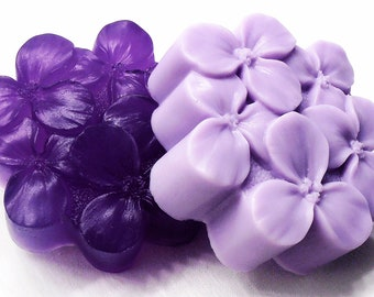 Spring Lilacs Soaps - Decorative Gift Soaps - Set of 2