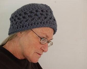 Crochet Cap Fits Medium/Large