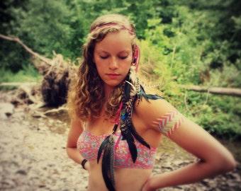 Carnival Brights Festival Hippie headband
