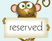 Reserved for Eva