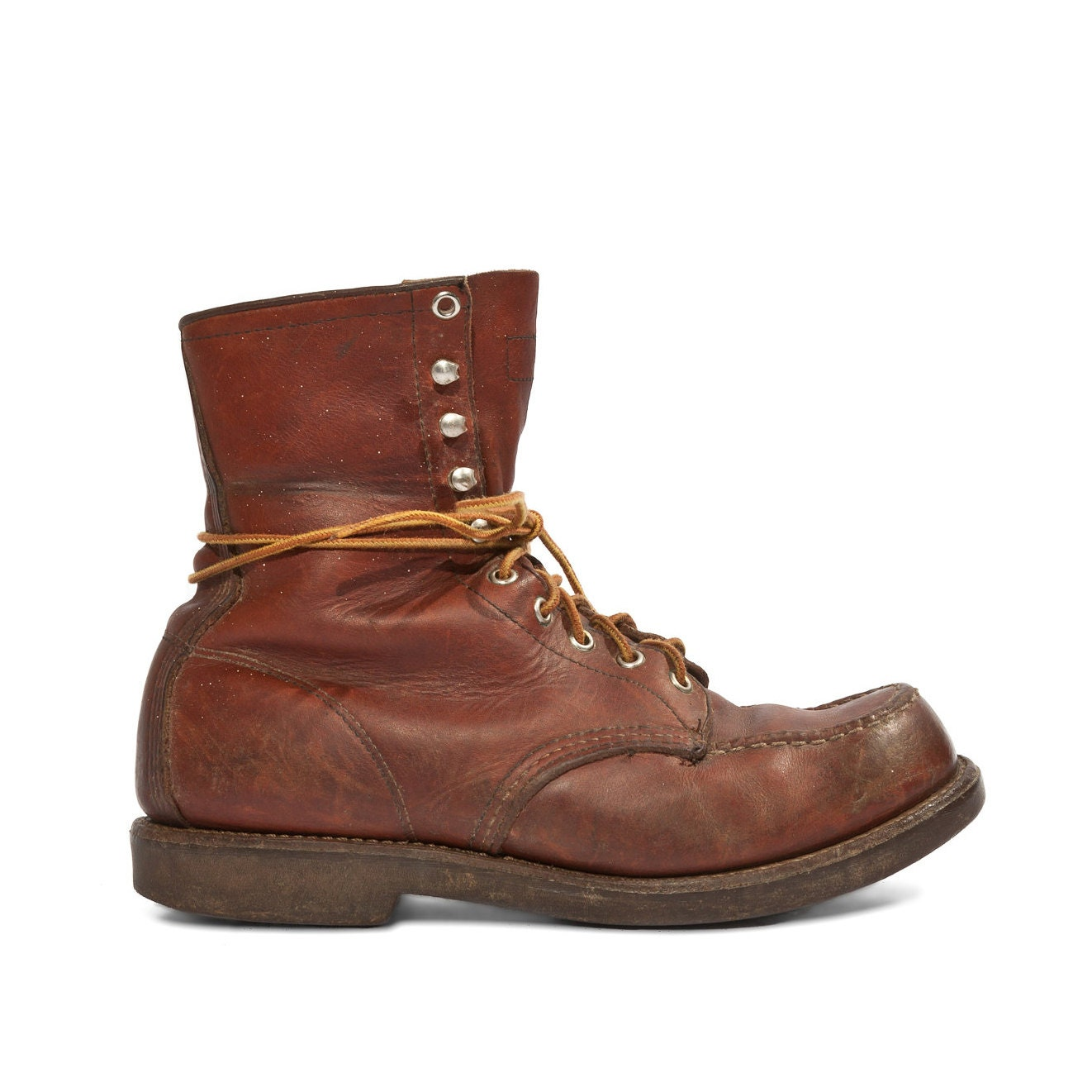 Red Wing Steel Toe Boots For Men - Cr Boot