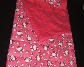 Hello Kitty Sleeping Bag for your 18 inch doll